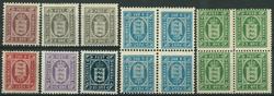 Danmark - Tjeneste - 1875-1920