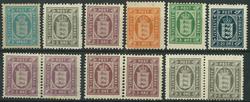 Danmark - Tjeneste - 1875-1916