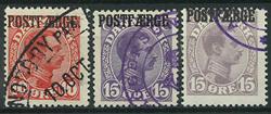 Danmark - Postfærge