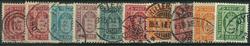 Danmark - Tjeneste - 1871-1921