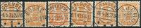 Danmark - Samling - 1934