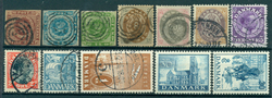 Danmark - Samling - 1851-1985