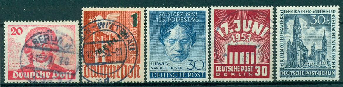 Berlin - Samling - 1949-90