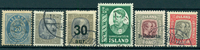 Iceland - Collection - 1875-1983