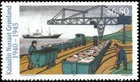 Grønland - Grønland under 2.verdenskrig - Postfrisk frimærke