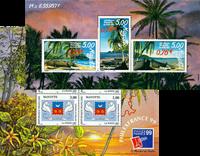 Mayotte - 2 postfriske miniark