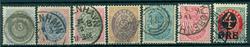 Danmark - 1875-1904