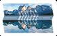 Frankrig - Genspejlinger - Postfrisk hæfte
