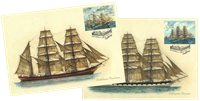 Åland Islands - Tall ships - Maxi Cards
