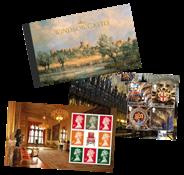Great Britain - Windsor Castle'17 - Mint booklet