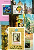 Various countries - Duplicate lot - Souvenir sheets
