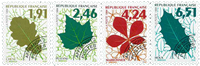 France - YT 232-35 - precancelled