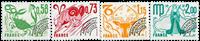 France - YT 150-53 - precancelled