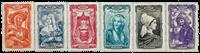 France - YT 593-98 - Mint