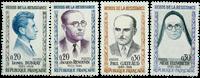 France - YT 1288-91 - Mint
