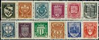 France YT 526-37 mint