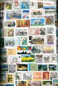 Francobolli mondiali a peso - 1 Kg