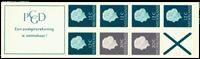Netherlands - Stamp booklet 7A