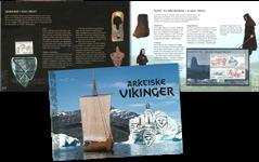Grønland Vikinger mappe år 2001 - Mappe