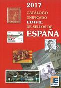 Edifil katalog - Spanien 2017