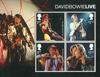 Englanti - David Bowie - Postituore blokki