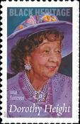 USA - Dorothy Height - Postfrisk frimærke