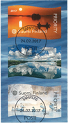 Finland - Sound of silence - Cancelled set 3v