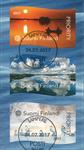 Finland - Lyden af stilhed - Stemplet sæt 3v