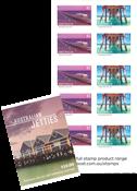 Australia - Jetties - Mint booklet
