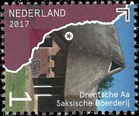 Holland - Mit Holland - Drentsche - Postfrisk frimærke