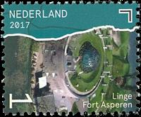 Holland - Mit Holland - Linge - Postfrisk frimærke