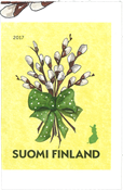 Finland - Easter 2017 - Mint stamp