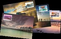 Australia - Jetties - Maxi Cards