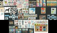 Hele Verden - Frimærker og miniark