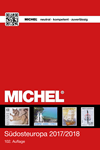 Michel catalogue - Southeast Europe 2017/18