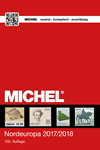 Michel catalogue - Northern Europe 2017/18