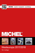 Michel catalogue - Western Europe 2017/18