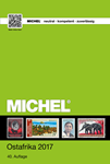 Michel catalogue - East Africa 2017/18