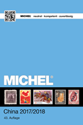 Michel catalogue - China 2017/18