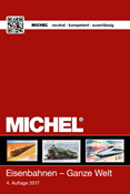 Michel catalogue - Thematic railways 2017