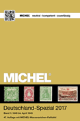 Michel Special catalogue - Germany I 2017