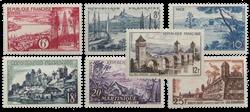 Frankrig - YT 1036-42 - Postfrisk