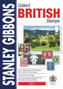 Stanley Gibbons - Collect British Stamps 2017
