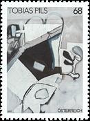 Austria - Tobias Pils - Mint stamp