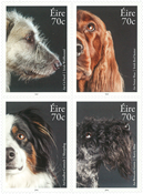 Ireland - Dogs - Mint set 4v