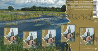 Holland - Mit Holland - Reest - Postfrisk miniark