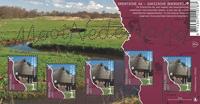 Holland - Mit Holland - Drentsche - Postfrisk miniark - Drentsche