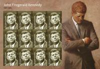 USA - John F Kennedy - Ark postfrisk