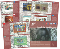 Greenland - Mythology 2006 - Souvenir pack