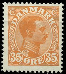 Danmark - AFA nr. 73 - Bogtryk